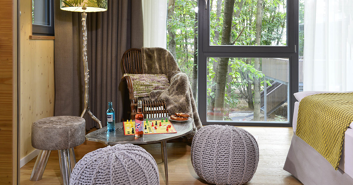 baumchalet wipfelgl ck alpenpark neuss. Black Bedroom Furniture Sets. Home Design Ideas